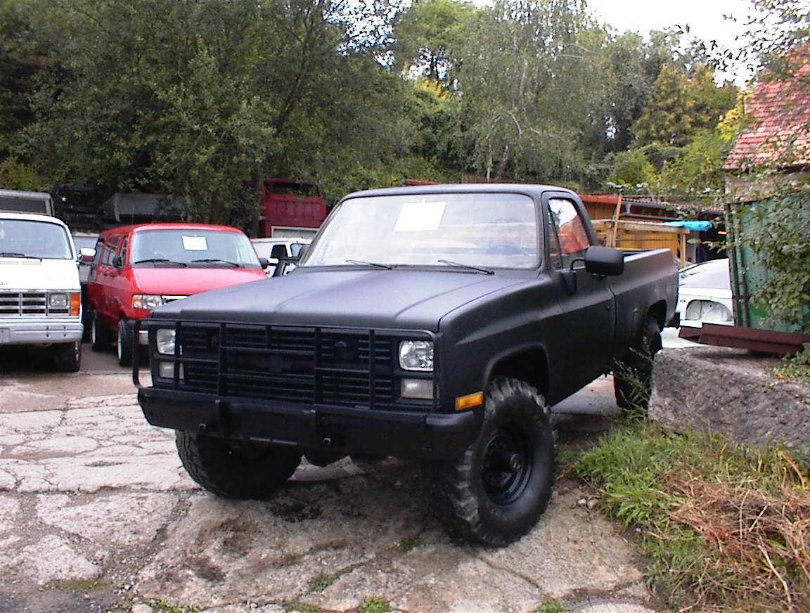 Sigis Garage / Chevy K30